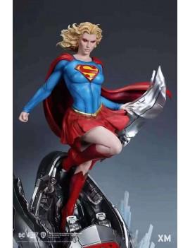 XM Supergirl Resin Statue