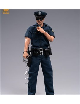 ROCKTOYS 1/12 Collectible Figure The Police RS001B