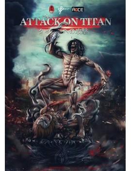LC Attack on Titan Resin Statue