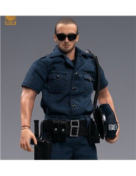 ROCKTOYS 1/12 Collectible Figure The Police RS001C