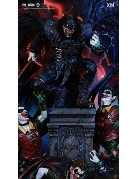 XM Studio The Batman Who...