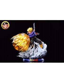 Uron Studio 1/6 & 1/4 Dragonball Torankusu VS Metal Frieza Resin Statue