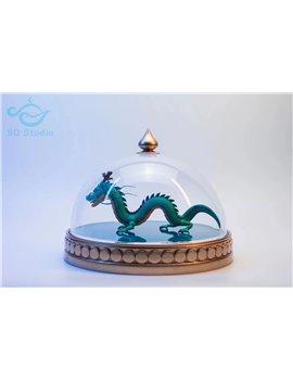 SD Studios Dragonball Shenron Resin Statue With LED Jar