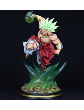 Master Grade Dragonball 1/6 Strike Broly Resin Statue