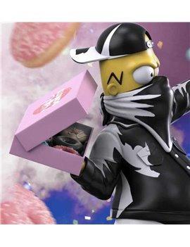 MIGHTY JAXX - Donut Bomber by Ndikol Figure 20CM