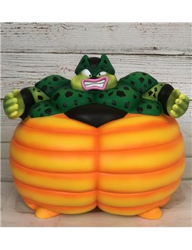 Djfungshing Dragonball 7Inch Cell Resin Statue (Sold out display)
