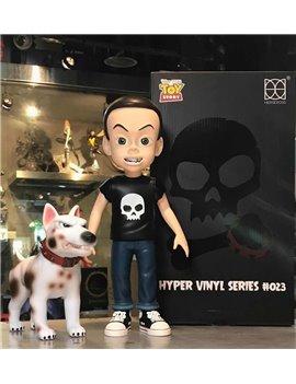 Herocross Disney Toy Story HMF SID Phillips And SCUD Pet Dog Set