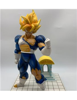 Djfungshing Dragonball 15Inch Goku Sprit Room Resin Statue (Sold out display)